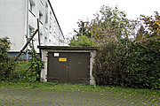Garage Neubrandenburger Straße