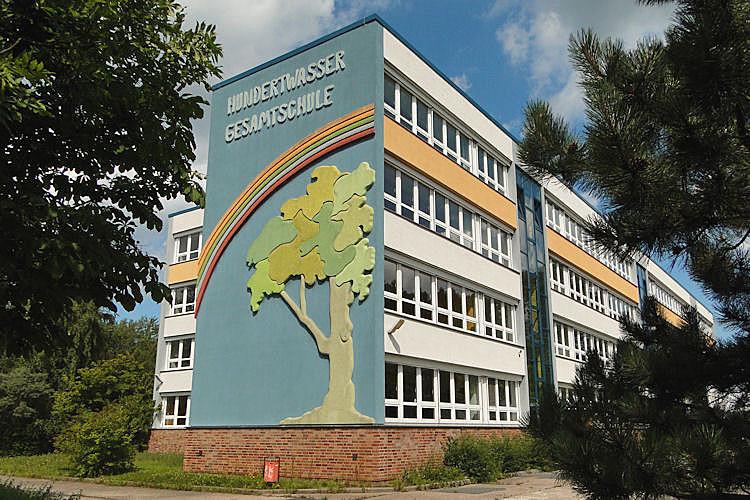 Hundertwasserschule Rostock